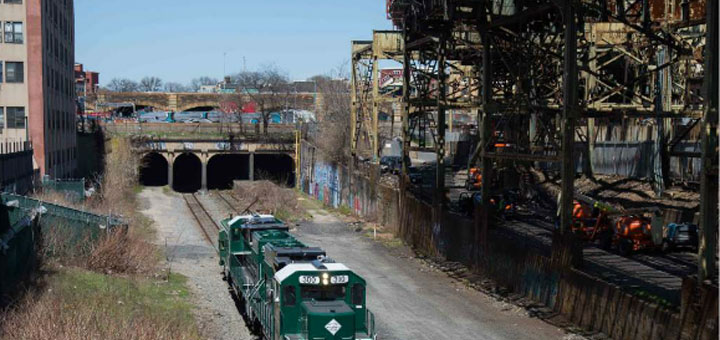 The New York & Atlantic Railway