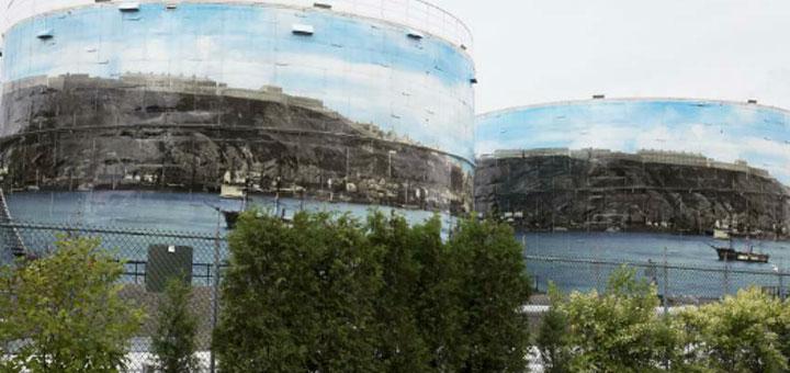 Jean Gaulin Refinery