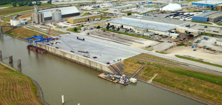 The Tulsa Port of Catoosa